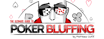 How to bluff - Bluffing